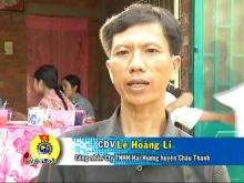 CÔNG NHÂN VÀ CÔNG ĐOÀN THÁNG 03/2016