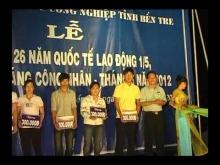 Phong so Dai Hoi Cong doan tinh Ben Tre nhiem ky 2013-2018